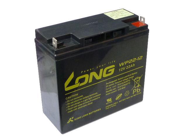 完全密封型鉛蓄電池(12V22Ah) WP22-12