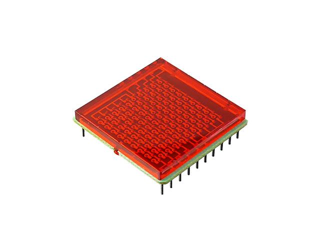 10x10ドットマトリクスLED LT 5003D led 発光