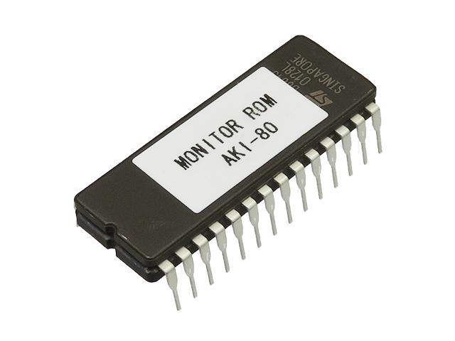 AKI-80(Z80)モニターROM: マ...