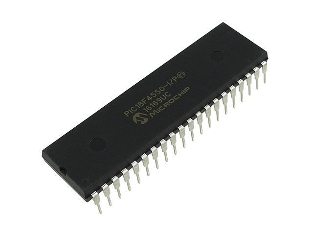 Microchip-pic18f4685-i//p MCU PIC 40mhz 8bit dip40