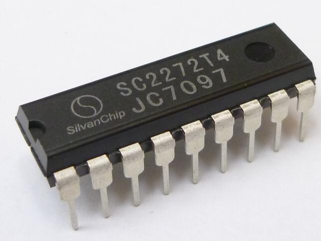 Sc2272 t4 datasheet.