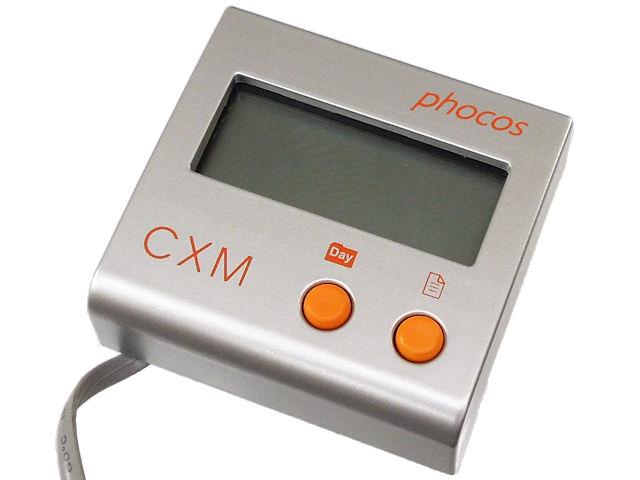 ソーラー充電コントローラー用リモートディスプレイCXM-1.2