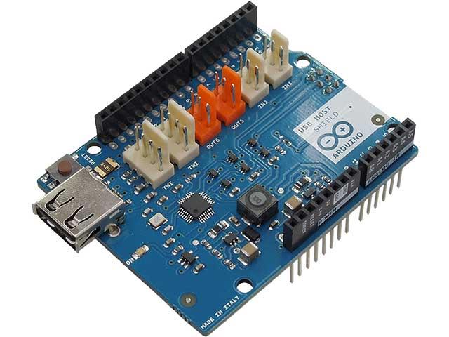 Arduino usb host shield マイコン関連 秋月電子通商 電子部品 ネット通販