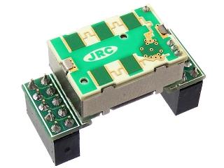 ドップラーセンサーモジュール(24GHz)DIP化セット NJR4265 J1(24GHz)