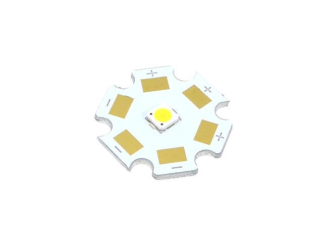 10X OSM53535C1A-150MA LED SMD 3535 warmweiß 45-55lm 2700-3500K 120° 150mA 3-3,6V