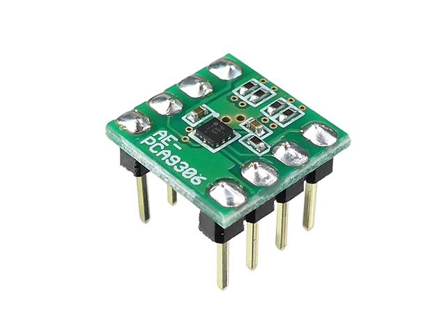 I2Cバス用双方向電圧レベル変換モジュール(PCA9306)