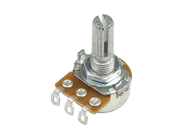 小型ボリューム 10KΩB: パーツ一般 秋月電子通商-電子部品・ネット通販