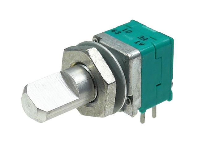 基板取付用2連ボリュームA10kΩ: パーツ一般 秋月電子通商-電子 ...